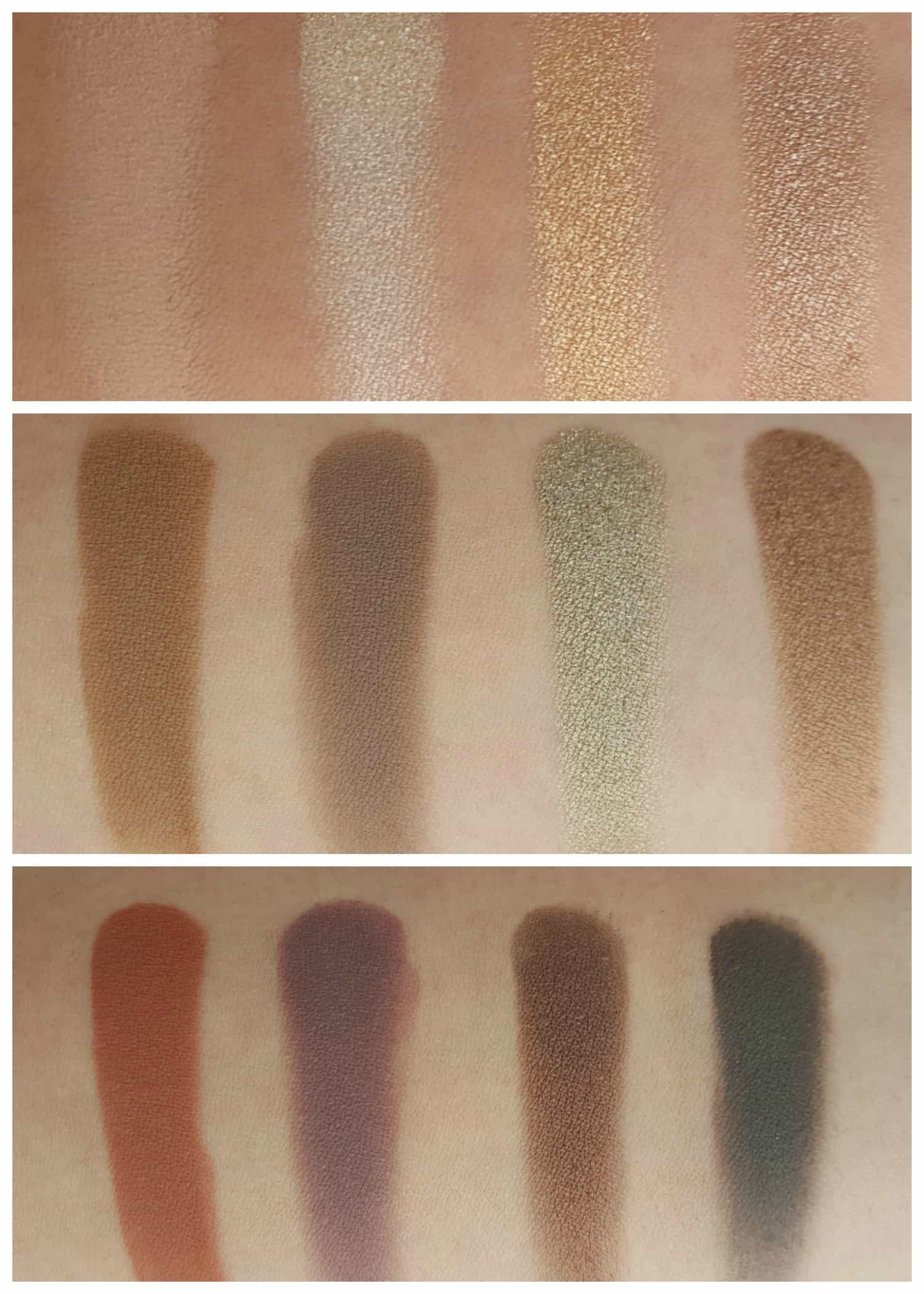 Persona Identity Palette Colors Swatches Shades